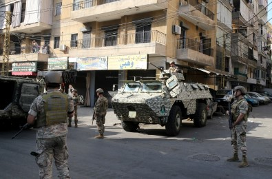 Lübnan'daki Çatismalarin Ardindan Ulusal Yas Ilan Edildi