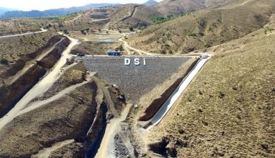 Manisa'da Horzum-Alayaka Baraji Üzüm Baglarina Bereket Katacak