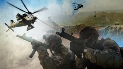 MSB duyurdu! 5 günde 16 YPG/PKK'lı etkisiz