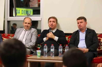 Ögrenciler Çaldi, Vali Ve Belediye Baskani Söyledi