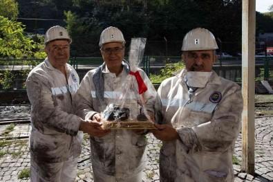 Sayistay Baskanligi Grup Baskani Madene Indi