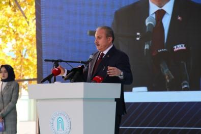 Sentop Açiklamasi 'Türkiye'de Vesayetçi Sistem Dedigimiz Sistem, Parlamenter Sistem Içerisinde Kolay Isliyor'
