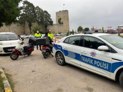 Sinop'ta Trafik Kazasi Açiklamasi 1 Yarali