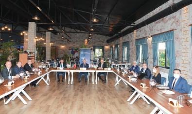 TRAKYAKA Yönetim Kurulu Kirklareli'de Toplandi