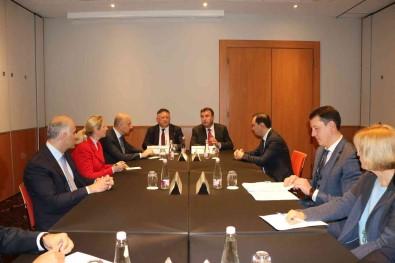 Türk Konseyi Ulastirma Bakanlari 5. Toplantisi Budapeste'de Basladi