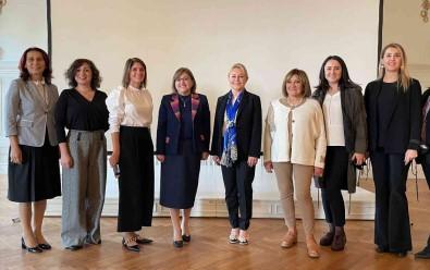 Türkiye Belediyeler Birligi Dijital Ortamda Kadin Üreticileri Destekleyecek