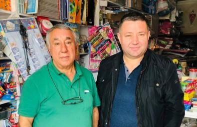 Yilmaz'dan, Igdir Azerbaycan Evi Dernegi'ne Ziyaret