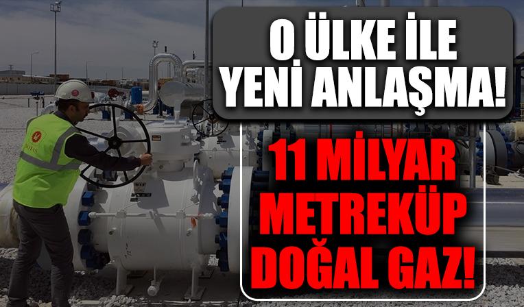 Enerji Bakanı Fatih Dönmez'den doğal gaz anlaşması açıklaması