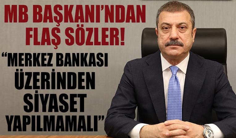 Kavcıoğlu: Rezerv 125 milyar dolara yaklaştı Merkez Bankası güçlüdür