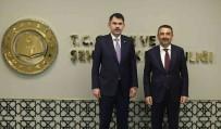 Siirt Valisi Hacibektasoglu, Ankara'da Çesitli Temaslarda Bulundu
