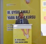Hitit Üniversitesi'nde Üçüncü Uygulamali Yara Bakim Kursu Start Aldi