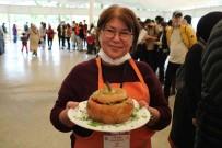 'Karaagaç Kabak Festivali'nde Yemekler Yaristi