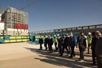 Karaman'a Yapilan Biyokütle Enerji Santrali 125 Bin Hanenin Elektrigini Karsilayacak