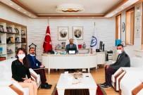 Rektör Prof. Dr. Türkmen, Akademik Ve Idari Personelleri Agirladi