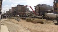 Yüksekova'da Bir Türlü Bitmeyen Yol Çalismasi