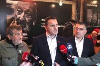 Ara Güler Vefatinin 3'Üncü Yilinda Beyoglu'nda Anildi
