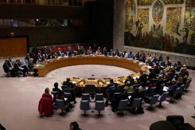 BM'den önemli açıklama: Suriye için anayasa taslağı