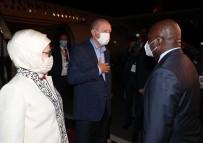 Cumhurbaşkanı Erdoğan Angola'da! Haberi