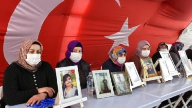 Diyarbakır'da evlat nöbeti tutan ailelerden İmamoğlu'na tepki: Acımızı paylaşmadı