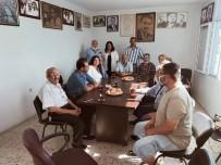 DSP Yüregir Ilçe Baskani Ayhan Agdas Oldu