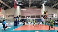 Efeler Ligi Açiklamasi Bingöl Solhan Spor Açiklamasi 0 - Arkas Spor Açiklamasi 3