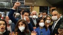 Istanbul Barosu'nda Durakoglu Yeniden Baskan Haberi