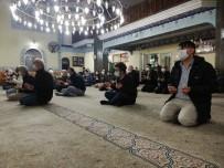 Izmir'de Mevlit Kandili Dualarla Idrak Edildi Haberi