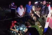 Kadirli'de 6 Kisinin Yaralandigi Kazada 1 Kisi Öldü