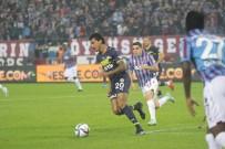 Süper Lig Açiklamasi Trabzonspor Açiklamasi 1 - Fenerbahçe Açiklamasi 1 (Ilk Yari) Haberi