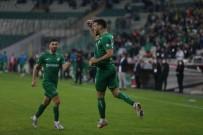 TFF 1. Lig Açiklamasi Bursaspor Açiklamasi 3 - Boluspor Açiklamasi 1 Haberi