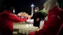 Türk Kizilay Manisa Subesinden Mevlid Kandilinde Çorba Ikrami Haberi