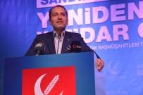 Yeniden Refah Partisi Genel Baskani Erbakan Açiklamasi 'Iktidar Olmayi Hedefliyoruz' Haberi