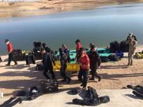Yozgat'ta Baraj Gölüne Düsen Çocugun Cansiz Bedenine Ulasildi