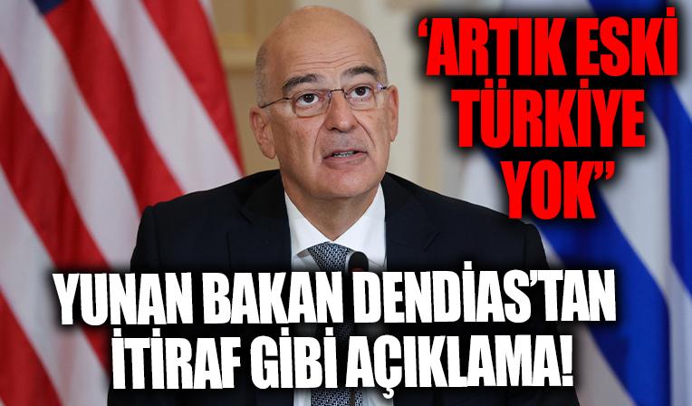 ABD ve Fransa ile anlaşan Yunanistan'dan itiraf gibi açıklama: Artık eski Türkiye yok