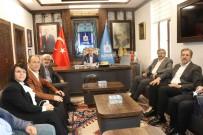AK Parti'den Bir Günde 4 Ilçeye Ziyaret