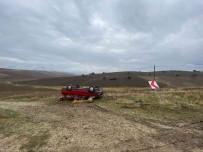Amasya'da Otomobil Sarampole Yuvarlandi Açiklamasi 2 Yarali