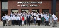 Baskan Örki, 'Muhtarlar Bizim Için Çok Kiymetli'
