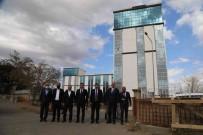 Bingöl Belediyesi Yeni Hizmet Binasi Büyük Oranda Tamamlandi