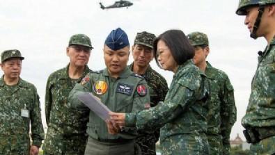 Çin ile Tayvan arasındaki gerilim tırmanıyor! Çin' medyasının haberi orduyu teyakkuza geçirdi