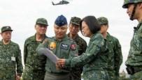 Çin ile Tayvan arasındaki gerilim tırmanıyor! Çin' medyasının haberi orduyu teyakkuza geçirdi Haberi