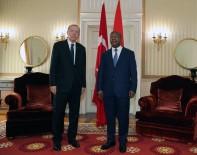 Cumhurbaskani Erdogan Ve Angola Devlet Baskani Lourenço Bas Basa Görüstü