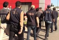 Denizli'de FETÖ Operasyonu Açiklamasi 8 Gözalti