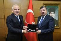 Dogu Karadeniz Belediyeler Birligi'nden Dayanisma Mesaji