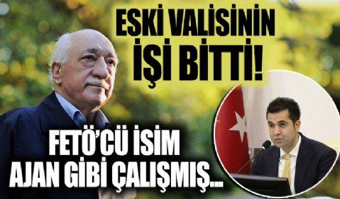 FETÖ'cü eski vali İdris Akça'ya 15 yıl hapis talebi: 2012'de görevlendirme ile Amerika'ya gittim