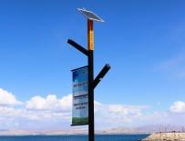 Günes Enerjisiyle Çalisan Telefon Sarj Istasyonu Üretildi