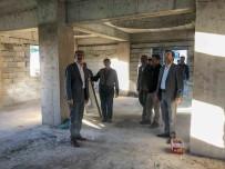Gürpinar Belediyesinden 71 Ibadet Merkezine Destek