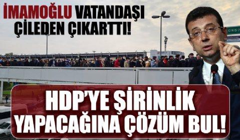 İstanbul'da metrobüs duraklarında izdiham çilesi!