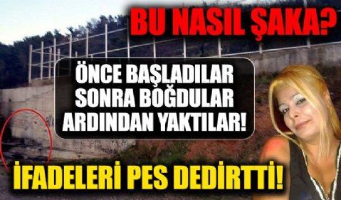 İzmir'deki Özler Yörük'ü önce haşlamış sonra boğup cesedini yakmışlardı! Katil zanlılarından şoke eden ifadeler: Şaka yaptım