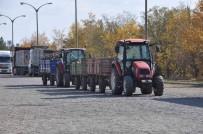 Kars Seker Fabrikasi'nda Pancar Alim Kampanyasi Basladi