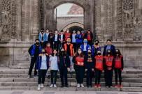 Palandöken Gençlik Merkezi Tarafindan 'Tarihimizi Görüyoruz' Adli Gezi Düzenlendi